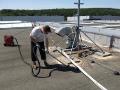Hydroizolace, tepelná izolace, servis, oprava, rekonstrukce rovné, ploché střechy Havířov, Karviná