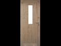 Palubkové dveře od výrobce - levné a kvalitní