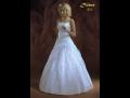 Svatební šaty, šaty pro družičky i pánské obleky - půjčovna, prodej