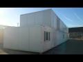 Výprodej repasovaných obytných, sanitárních a skladových kontejnerů