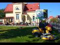 Zahradní traktory SECO GROUP - Zahradní technika Děd