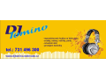 DJ Tomíno - hudba na Vaši svatbu, oslavu, večírek, párty ...