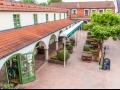 Stylové ubytování v hotelu, nekuřácká restaurace s letní terasou Olomouc