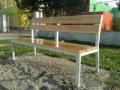 Parkové lavičky výroba prodej, městský mobiliář Praha