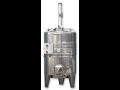 Vinifikátory s pneumatickým pístem k fermentaci hroznů - technologie pro vinaře