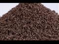 Posypový materiál pro pekaře, suché plody z velkoobchodu