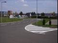 Dopravní značení, zařízení, světelná signalizace Olomouc