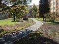 Drobné stavební práce, výstavba komunikace, chodníky Kroměříž