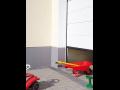 Prodej pohonů pro garážová vrata značky Hörmann a SupraMatic
