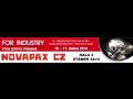 Prezentace NOVAPAX CZ s.r.o. - Veletrh FOR INDUSTRY 2014