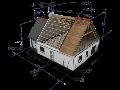 Rekonstrukce, stavba střechy na klíč, zateplování střech