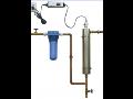 Změkčovače vody, vodní filtry, prodej, velkoobchod