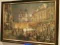Malebné obrazy Prahy Miroslava Váchy - Galerie Domino - 24.4.- 28.5.2014