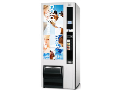Prodej, servis, instalace prodejních automatů na chlazené nápoje