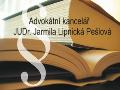 Rozvodov� pr�vn�k - rozvod, v�ivn�, rozd�len� majetku Ostrava