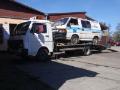 Likvidace autovrak�, pneuservis Paskov