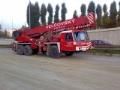 Půjčovna, pronájem teleskopických autojeřábů Brno