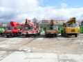 TATRA autojeřáb, půjčovna autojeřábů Brno