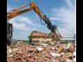 Stavební práce, demolice budov Hodonín