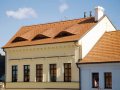 Betonový střešní systém Bramac, KM BETA Uničov, Olomouc