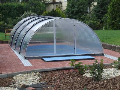 Zakrytí bazénu polykarbonátem, zastřešení a přístřešky Frýdek, Ostrava