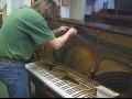Opravy pian, ladění pian, prodej hudebních nástrojů, Praha 3
