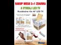 Laky na dřevěné podlahy Bona Mega 2+1 zdarma s možností výhry LED TV