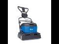 Vyčištění podlahy nebo pronájem vysoce účinného stroje Bona Power ...