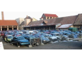 Vrakovi�t� �koda, Ford, Renault, likvidace autovrak� Ji��n