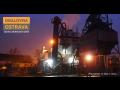 Obalované asfaltové směsi, Ostrava