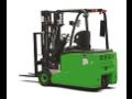 Čelní vysokozdvižné vozíky - prodej a servis Litoměřice