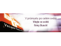 Vakuové systémy, vývěvy, dmychadla Brno