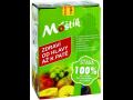 Moštík 100% přírodní ovocná šťáva Uherské Hradiště, Zlín