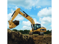 Stavebn� stroje, zemn� a d�ln� stroje, stroje Caterpillar