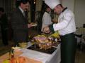 Cateringové služby - občerstvení na svatby, oslavy, rauty Neratovice