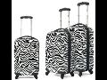 Cestovní tašky, nákupní tašky