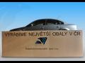 Obaly pro automobilový průmysl, obaly pro ochranu automobilů Náchod