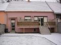 RD 3+kk s terasou Valtice, rodinný dům, reality