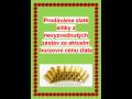 Prodej zlatých slitků za burzovní cenu zlata, zastavárna Kroměříž