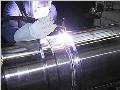 V�roba sva�ovan�ch d�l�, ocelov�ch konstrukc� T�inec