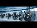Axiální, radiální, spalinové ventilátory, vývoj a výroba