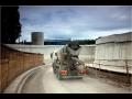Beton pro tunely Praha - stříkaný beton, beton pro definitivní ostění