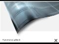 Výsekové, perforovací a bigovací formy pro ofsetové tiskárny