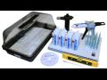 Sady pro výrobu 3D samolepek, pryskyřice a příslušenství