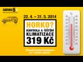 Kontrola, �i�t�n� �dr�ba klimatizace Olomouc, �umperk