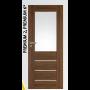 Dveře interiérové prosklené i posuvné, bezpečnostní vchodové dveře