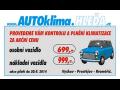 Kontrola, plnění autoklimatizace Kroměříž, Vyškov