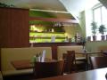 Vegetari�nsk� restaurace, j�delna, ob�dov� menu Krom���