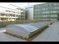 GA-SYSTÉM - celohliníkové světlíky, výroba na CNC strojích Brno