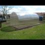Výroba, montáž skleníků z lexanu, atypických rozměrů
